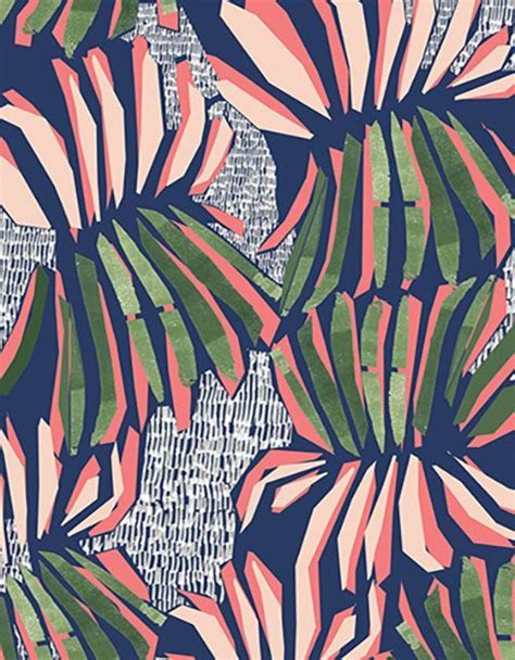 pattern analysis textiles katy welsh textile design pinterest leaves welsh