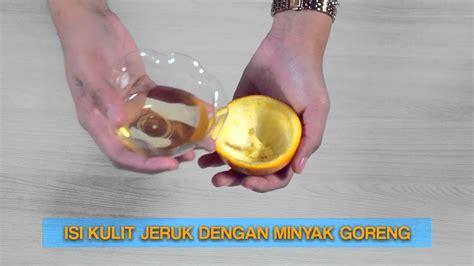 membuat es lilin dari marimas 20detik tips membuat lilin cantik dari kulit jeruk youtube
