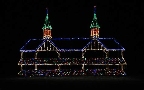 kentucky horse park christmas lights southern lights holiday festival kentucky horse park