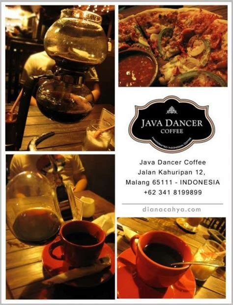 Coffee Taste Malang Harga java dancer dianacahya