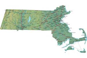 Map Massachusetts by 301 Moved Permanently