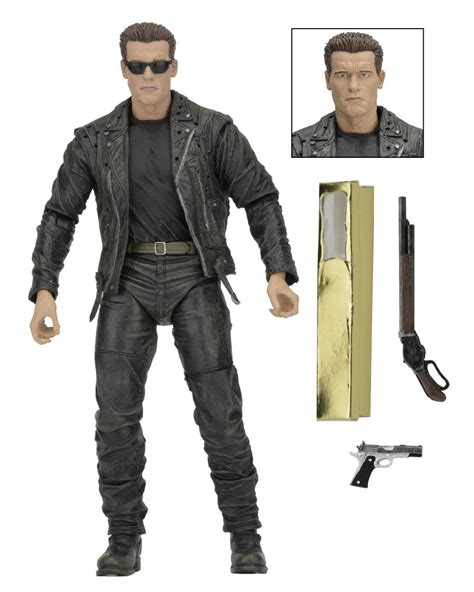 Figure Terminator 2 Neca neca terminator 2 judgement day 3d special edition t 800
