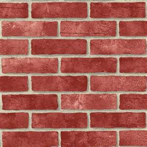 Harry Potter Wall Mural arthouse vip red brick wall pattern faux stone effect