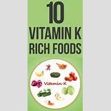 Vitamin K Foods | 736 x 1499 jpeg 92kB