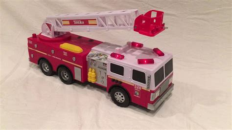 tonka fire truck 328 tonka 328 fire engine youtube