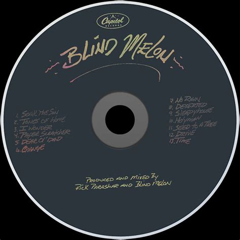 blind melon holyman album of the week blind melon by blind melon moshpits
