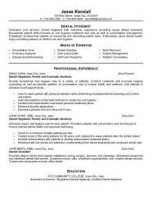 Dental Hygiene Resume Templates Dental Hygienist Resume Objective Free Resume Templates