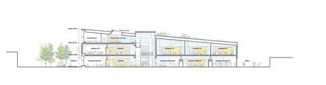 Floorplan gallery of c f m 248 ller selected to design vocational