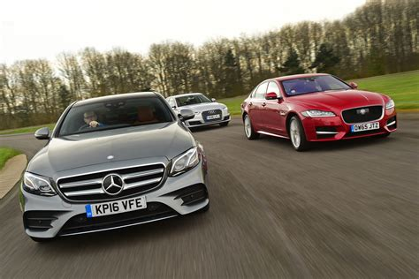 mercedes or jaguar mercedes e class vs jaguar xf vs audi a6 pictures auto