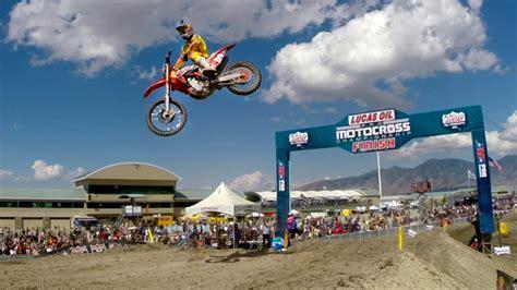 lucas oil pro motocross 2014 ken roczen s chionship win 2014 lucas oil pro