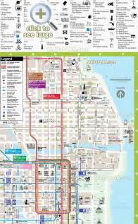 Chicago Sightseeing Map by Pics Photos Chicago Sightseeing Download