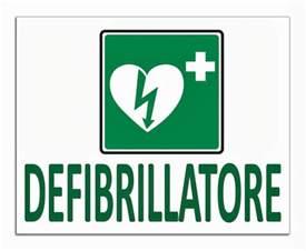 dae defibrillatore automatico esterno defibrillatore palestra sports team