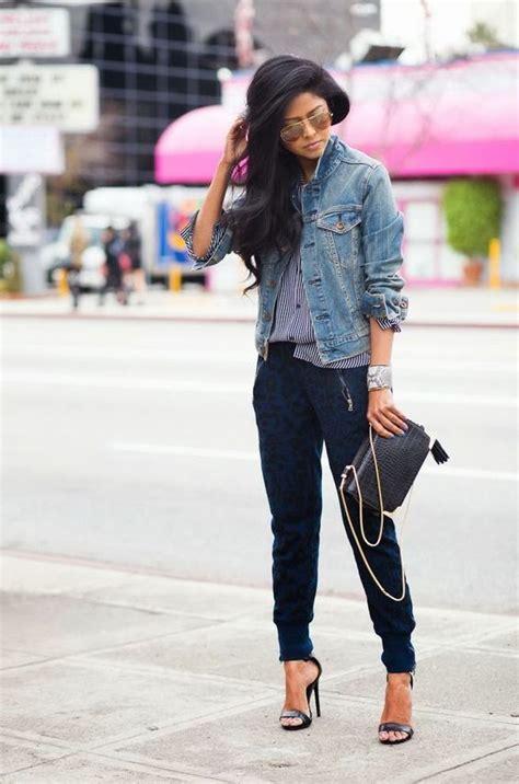 Jogger Softjeans Wanita 13 model celana jogger wanita terbaru paling trendy dan modis