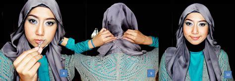 tutorial hijab hana tajima hana tajima