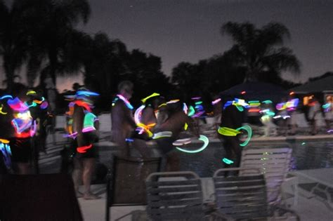 florida swing party glowmania