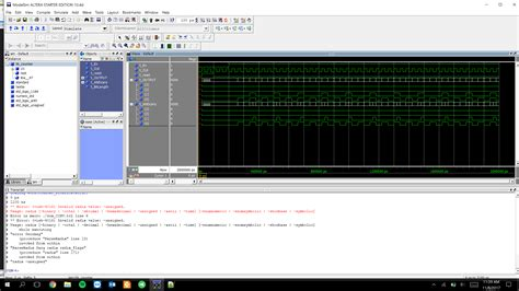 visitor pattern return value binary vhdl counter returning x unknown value stack