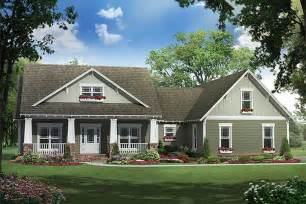 craftsman style house plan 3 beds 2 5 baths 1900 sq ft