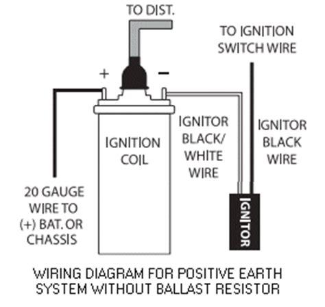 pertronix ignitor wiring diagram 32 wiring diagram