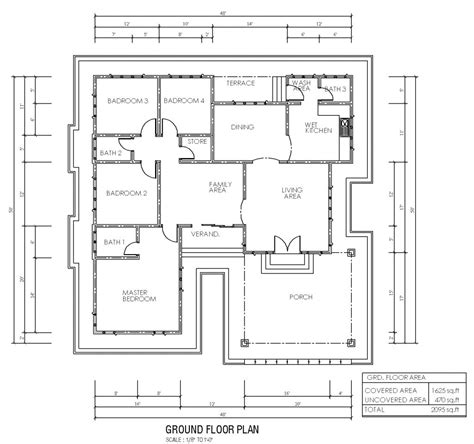layout plan rumah plan rumah setingkat setengah joy studio design gallery