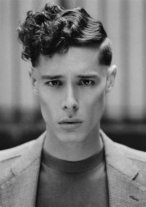 haircuts for guys in their 20s cool curly hairstyles for guys mens hairstyles 2018