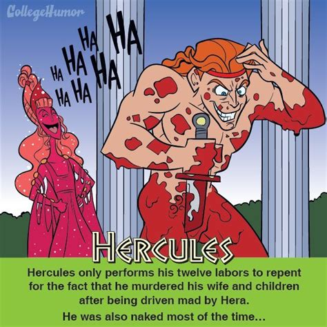 7 Things To About His Parts by 7 Things That Still Bug Me About Disney S Hercules