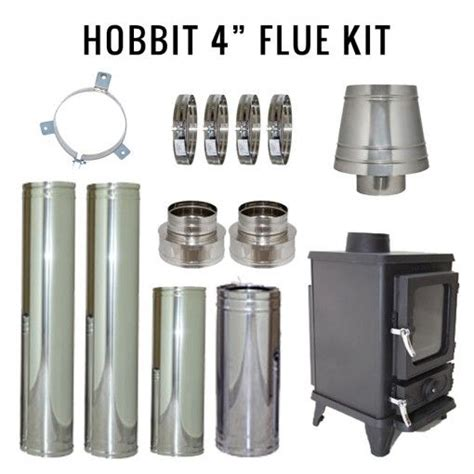 chiminea flue kit 37 best images about small stove wood heat on