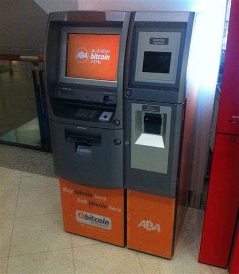 Closet Atm by Bitcoin Atm In Canberra Canberra Centre