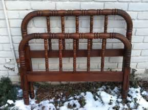 antique jenny lind twin bed custom paint with color of your