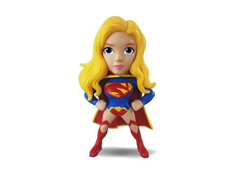 Metals Figure 4 Supergirl dc comics metals die cast 4 quot supergirl figure
