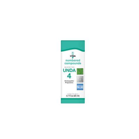 Unda Homeopathic Detox by Unda 4 By Unda Located In Canada