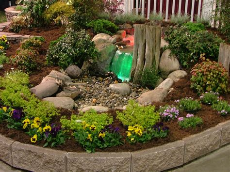 landscape water features landscaping water features stafford nursery
