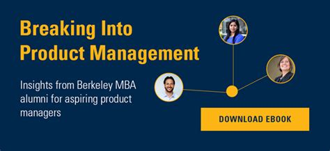 How To Get Into Berkeley Mba Program by Becoming A Leader In Product Management Dave S