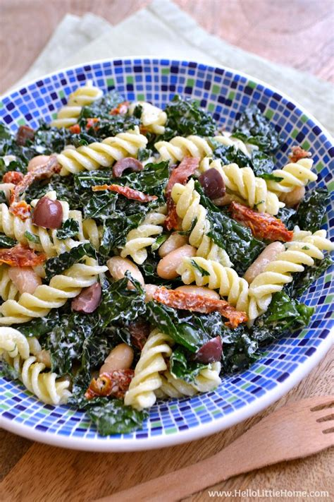 asparagus pasta salad with creamy lemon dressing tidymom creamy pasta salad dressing