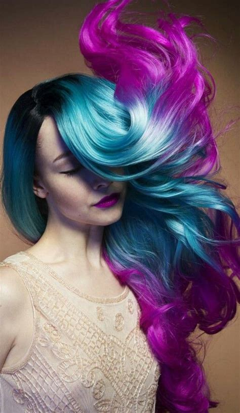 colour style 25 best ideas about vivid hair color on pinterest hair dye colors rainbow hair and mermaid