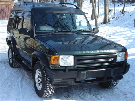 how things work cars 1996 land rover discovery free book repair manuals 1996 land rover discovery images 2500cc diesel automatic for sale