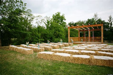 How To Plan A Casual Farm Wedding (PHOTOS)   HuffPost