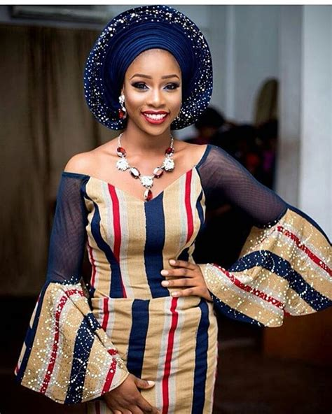 aso okebella styles 10 bridal aso oke styles from 2017 fow 24 news