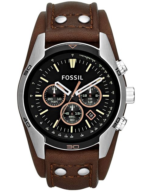 Fossil Chronograph fossil ch2891 coachman mens chronograph