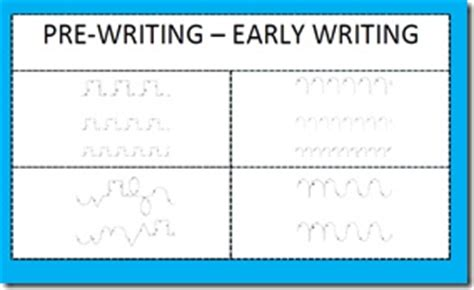 Pre Writing Strokes Worksheets by 1000 Images About Prewriting Skills On Apps