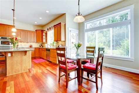 flooring for kitchen and dining room hardwood flooring product profile american cherry