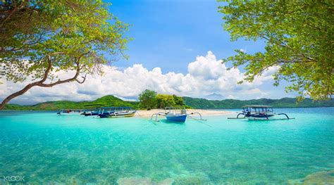 gili islands day trip  private boat klook