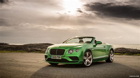 green bentley convertible 2016 bentley continental gt speed convertible apple green
