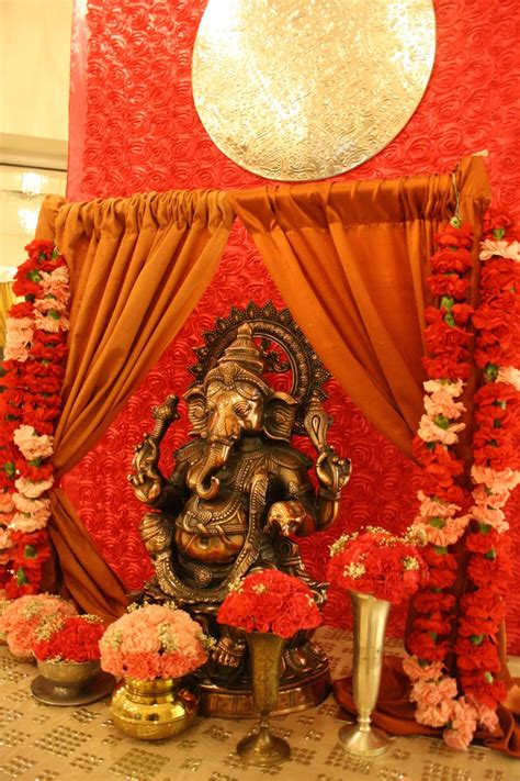hindu decorations for home 49 best images about pooja decoration on pinterest