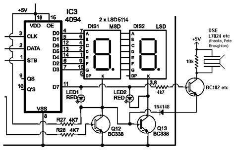 esr capacitor meter schematic esr meter hints