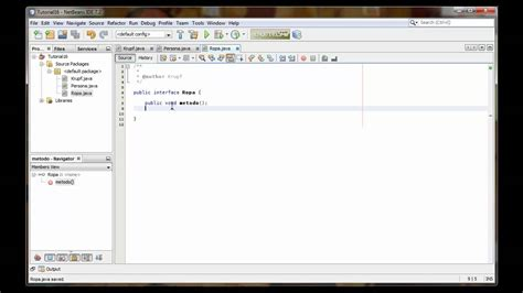tutorial java indonesia tutorial 16 java abstraccion y interface doovi