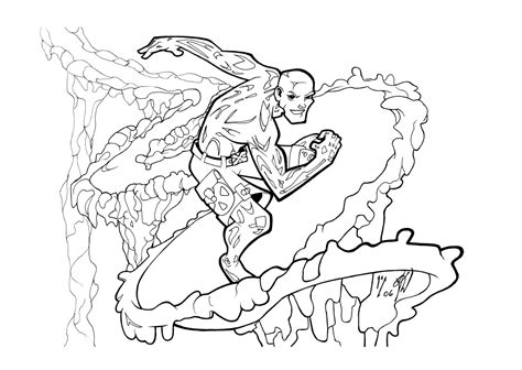 iceman commsih inked by gz12wk on deviantart