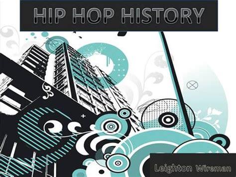 Hip Hop History Authorstream Hip Hop Powerpoint Template