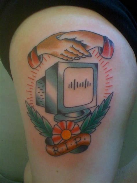 computer tattoo designs 1000 ideas about computer on cleopatra
