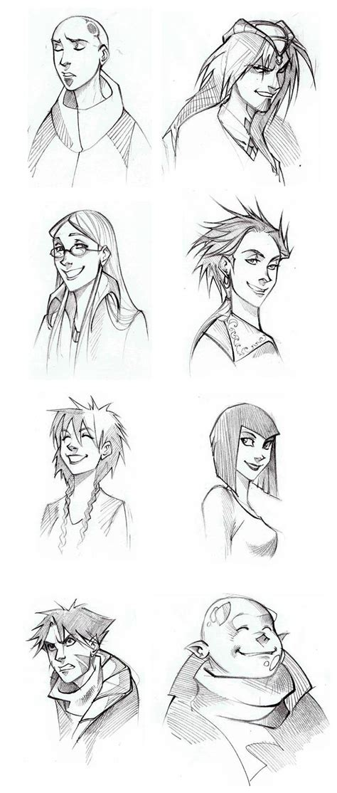 Sketches H by W I T C H Sketches By Clubwitch On Deviantart