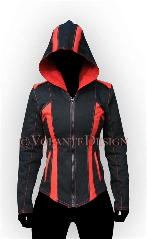 volante design gaming fashion jacket assassin s creed assassin forsale